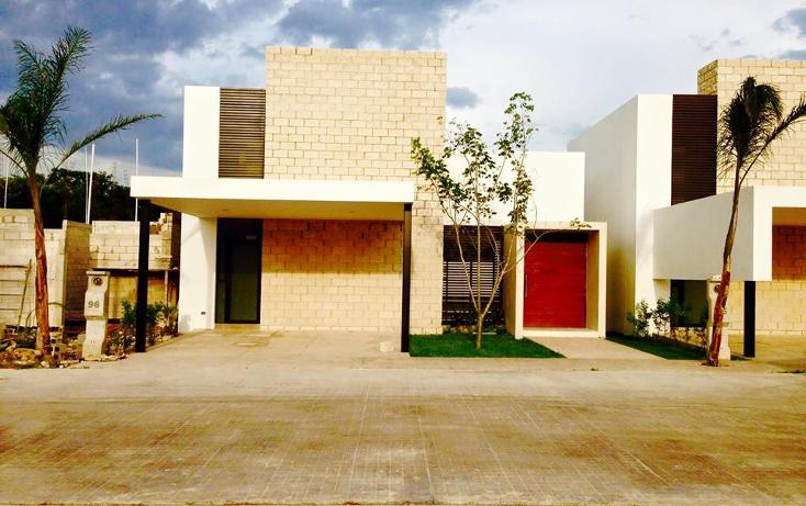 Foto de casa en venta en  , temozon norte, mérida, yucatán, 1047419 No. 02