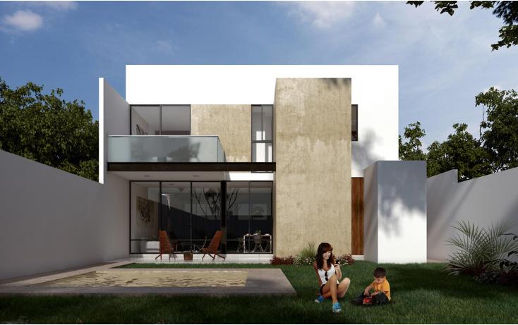 Foto de casa en venta en  , temozon norte, mérida, yucatán, 1049141 No. 01