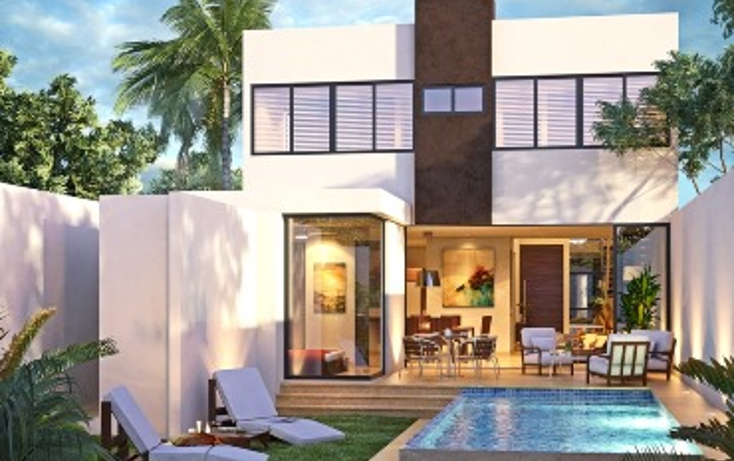 Foto de casa en venta en  , temozon norte, m?rida, yucat?n, 1053741 No. 02