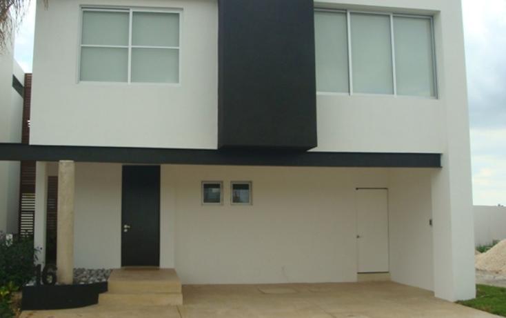 Foto de casa en venta en  , temozon norte, m?rida, yucat?n, 1056003 No. 02