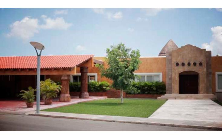 Foto de casa en venta en  , temozon norte, mérida, yucatán, 1056161 No. 01