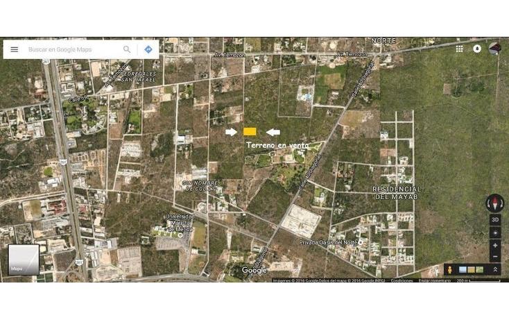 Foto de terreno habitacional en venta en  , temozon norte, m?rida, yucat?n, 1058195 No. 01