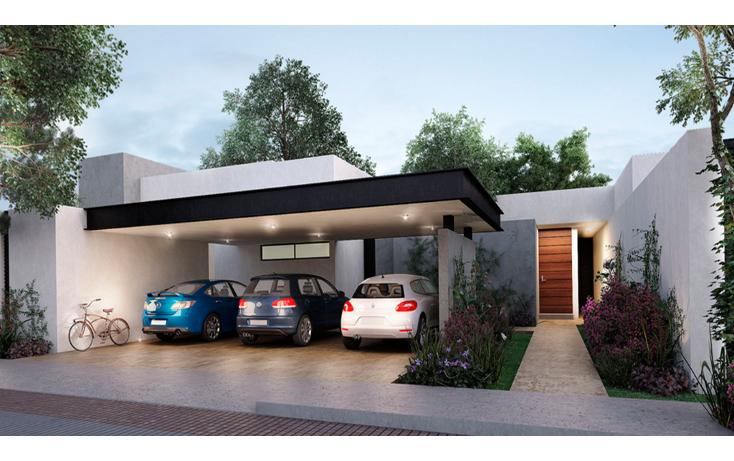 Foto de casa en venta en  , temozon norte, m?rida, yucat?n, 1058521 No. 01
