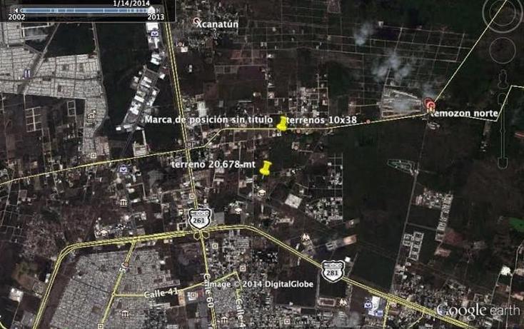 Foto de terreno habitacional en venta en  , temozon norte, mérida, yucatán, 1059301 No. 01