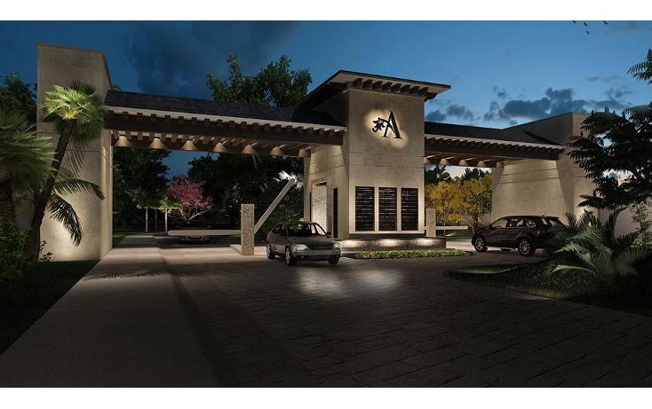 Foto de terreno habitacional en venta en  , temozon norte, mérida, yucatán, 1060181 No. 01