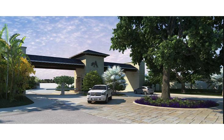 Foto de terreno habitacional en venta en  , temozon norte, mérida, yucatán, 1060181 No. 02