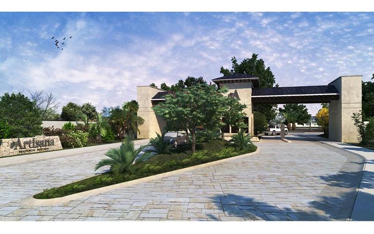 Foto de terreno habitacional en venta en  , temozon norte, mérida, yucatán, 1060181 No. 03