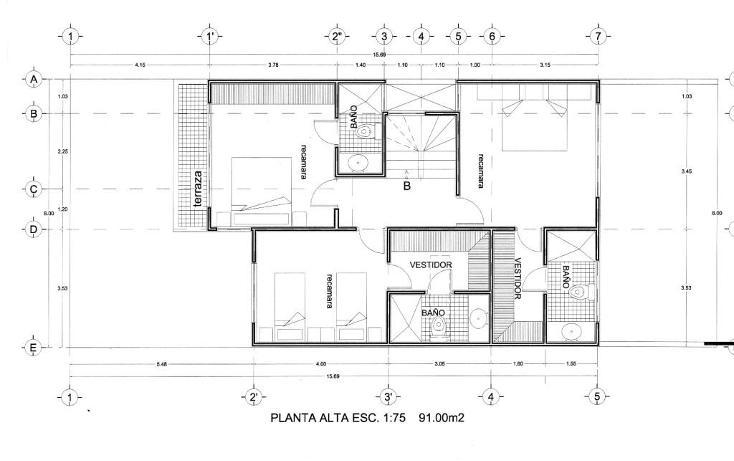Foto de casa en venta en  , temozon norte, mérida, yucatán, 1062801 No. 05