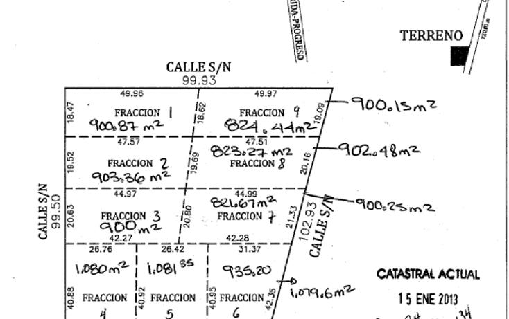 Foto de terreno habitacional en venta en  , temozon norte, m?rida, yucat?n, 1062809 No. 01