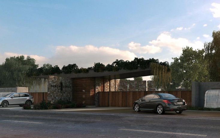 Foto de terreno habitacional en venta en, temozon norte, mérida, yucatán, 1065273 no 01
