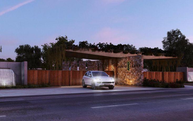 Foto de terreno habitacional en venta en, temozon norte, mérida, yucatán, 1065273 no 02