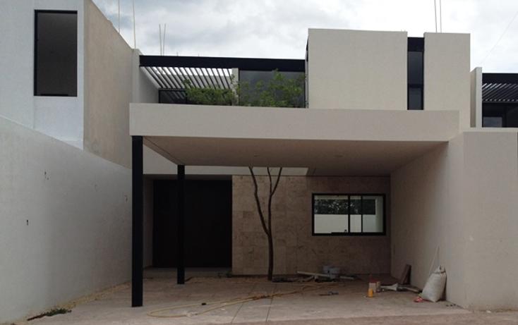 Foto de casa en venta en  , temozon norte, mérida, yucatán, 1066457 No. 01