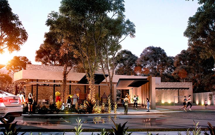 Foto de terreno habitacional en venta en  , temozon norte, mérida, yucatán, 1066707 No. 01