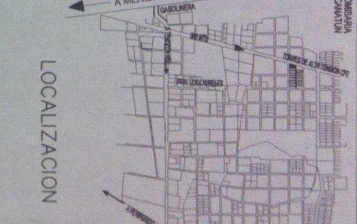 Foto de terreno habitacional en venta en, temozon norte, mérida, yucatán, 1068565 no 02
