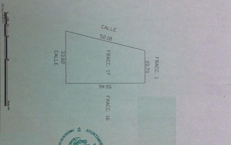Foto de terreno habitacional en venta en, temozon norte, mérida, yucatán, 1068565 no 03