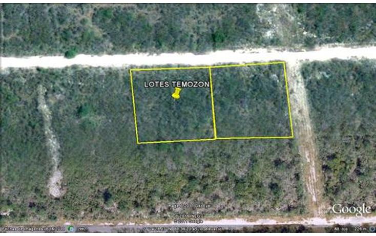 Foto de terreno habitacional en venta en  , temozon norte, m?rida, yucat?n, 1069365 No. 03