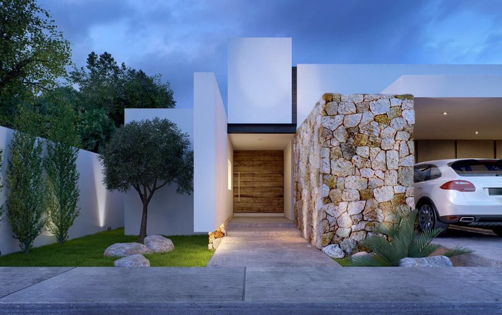 Foto de casa en venta en  , temozon norte, m?rida, yucat?n, 1069543 No. 02