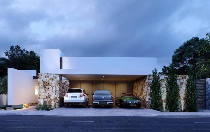Foto de casa en venta en  , temozon norte, m?rida, yucat?n, 1069543 No. 04