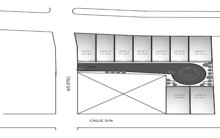 Foto de terreno habitacional en venta en  , temozon norte, mérida, yucatán, 1085439 No. 01