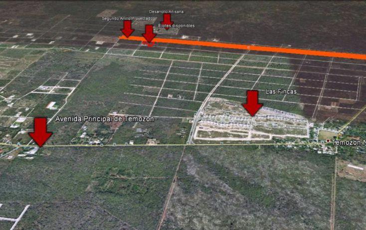 Foto de terreno habitacional en venta en, temozon norte, mérida, yucatán, 1085439 no 03