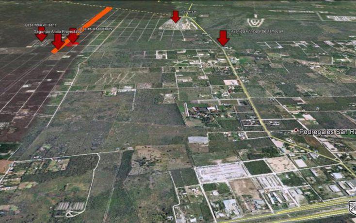 Foto de terreno habitacional en venta en, temozon norte, mérida, yucatán, 1085439 no 04
