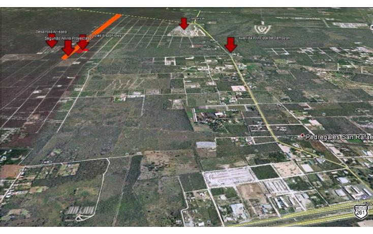 Foto de terreno habitacional en venta en  , temozon norte, mérida, yucatán, 1085439 No. 04
