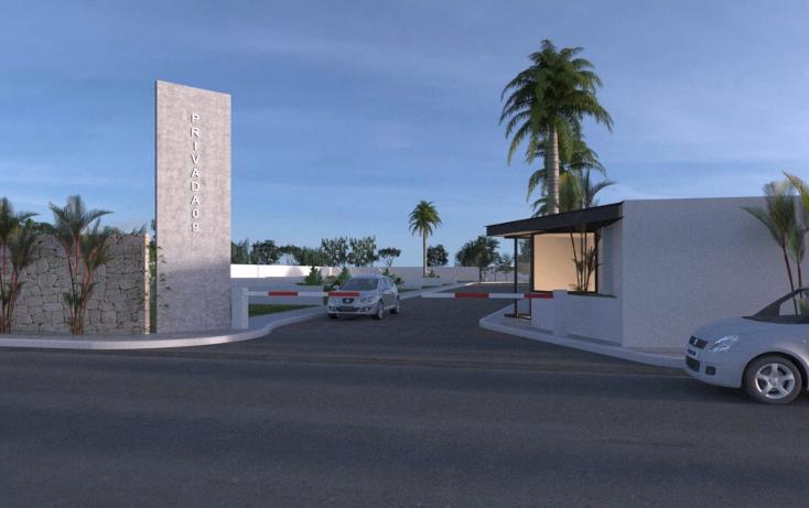 Foto de terreno habitacional en venta en  , temozon norte, mérida, yucatán, 1085439 No. 05