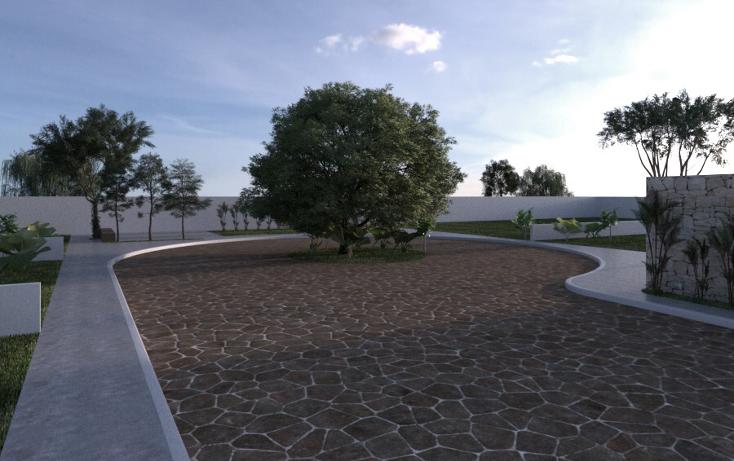 Foto de terreno habitacional en venta en  , temozon norte, mérida, yucatán, 1085439 No. 06
