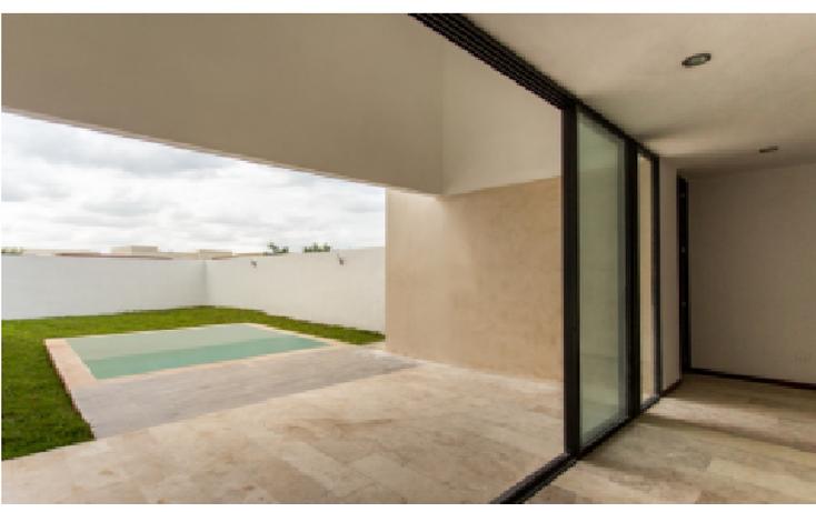Foto de casa en venta en  , temozon norte, mérida, yucatán, 1089105 No. 03