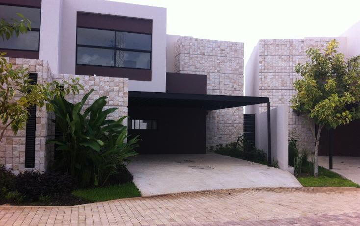 Foto de casa en renta en  , temozon norte, m?rida, yucat?n, 1091103 No. 01