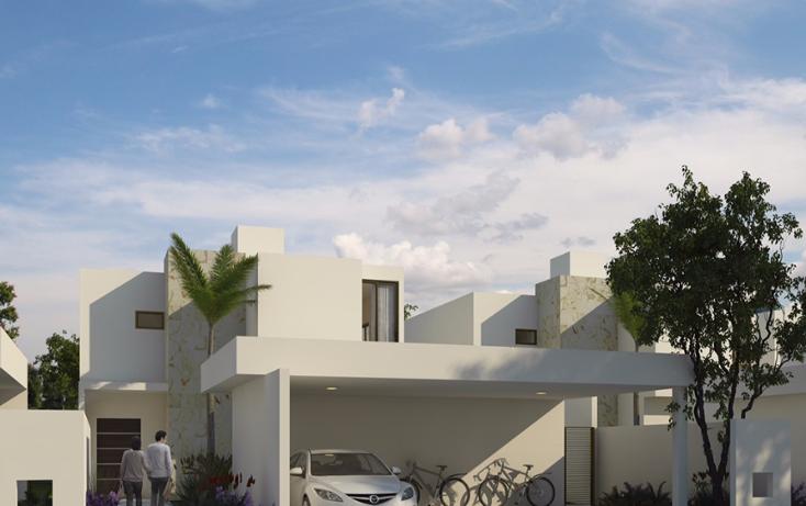 Foto de casa en venta en  , temozon norte, m?rida, yucat?n, 1092819 No. 01