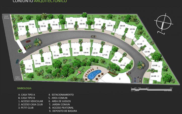 Foto de casa en venta en, temozon norte, mérida, yucatán, 1102761 no 02