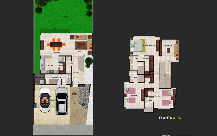 Foto de casa en venta en  , temozon norte, m?rida, yucat?n, 1102761 No. 05