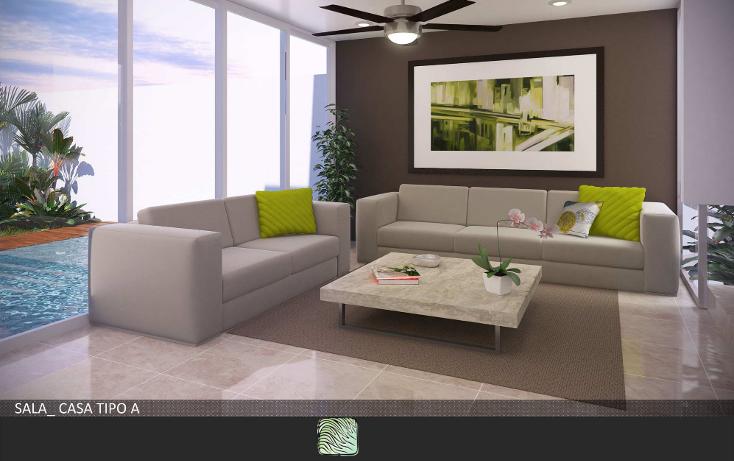Foto de casa en venta en  , temozon norte, m?rida, yucat?n, 1102761 No. 06