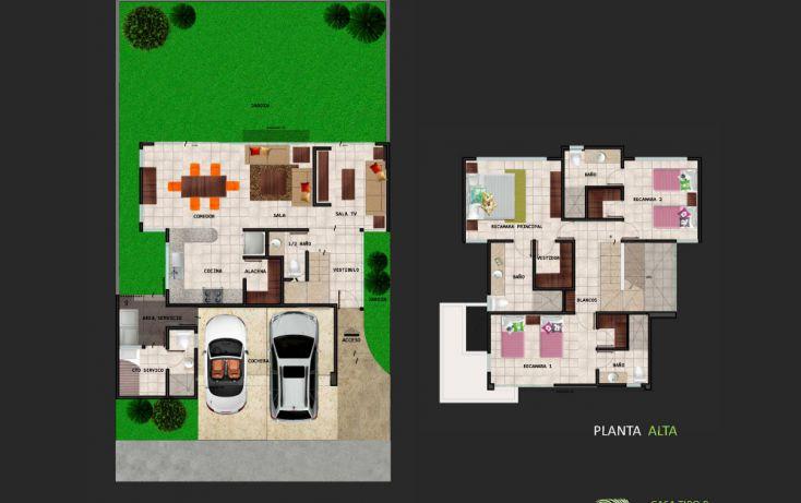 Foto de casa en venta en, temozon norte, mérida, yucatán, 1102761 no 12