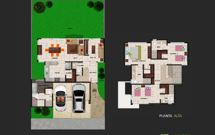 Foto de casa en venta en  , temozon norte, m?rida, yucat?n, 1102761 No. 12