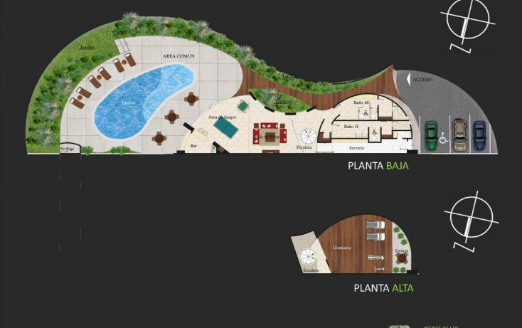 Foto de casa en venta en, temozon norte, mérida, yucatán, 1102761 no 19