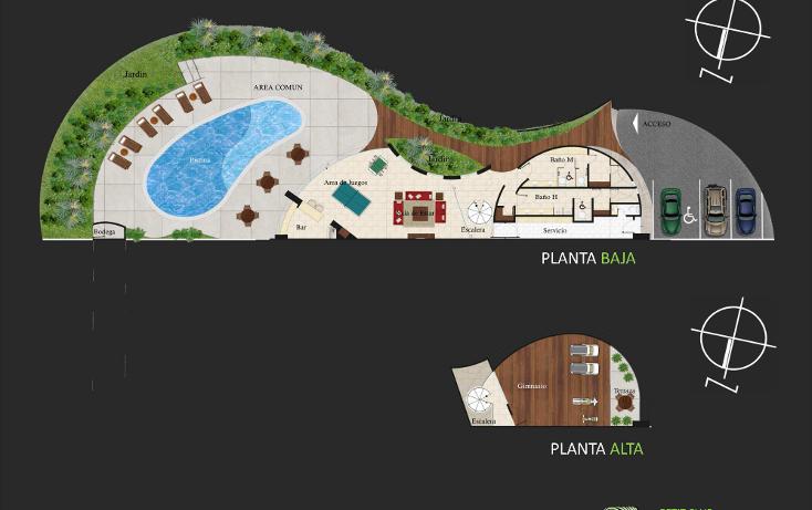 Foto de casa en venta en  , temozon norte, m?rida, yucat?n, 1102761 No. 19