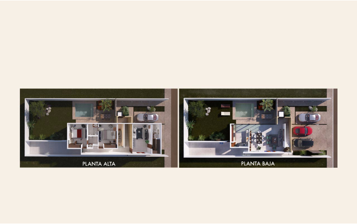 Foto de casa en venta en  , temozon norte, mérida, yucatán, 1103283 No. 15