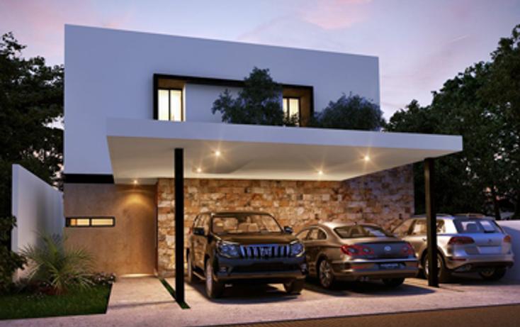 Foto de casa en venta en  , temozon norte, mérida, yucatán, 1103371 No. 01