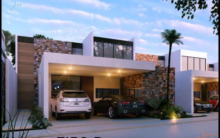 Foto de casa en venta en, temozon norte, mérida, yucatán, 1103775 no 01