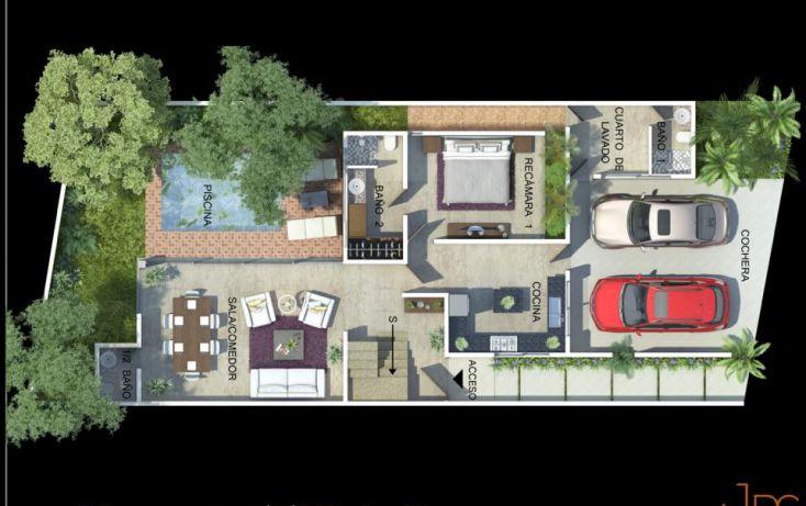 Foto de casa en venta en, temozon norte, mérida, yucatán, 1103775 no 04