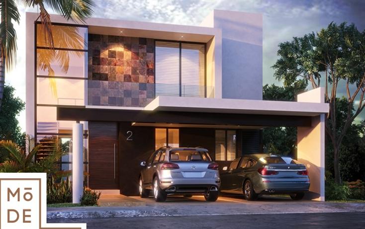 Foto de casa en venta en  , temozon norte, m?rida, yucat?n, 1105961 No. 02