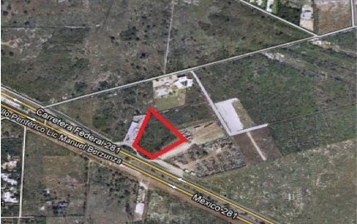 Foto de terreno habitacional en renta en  , temozon norte, mérida, yucatán, 1107817 No. 01