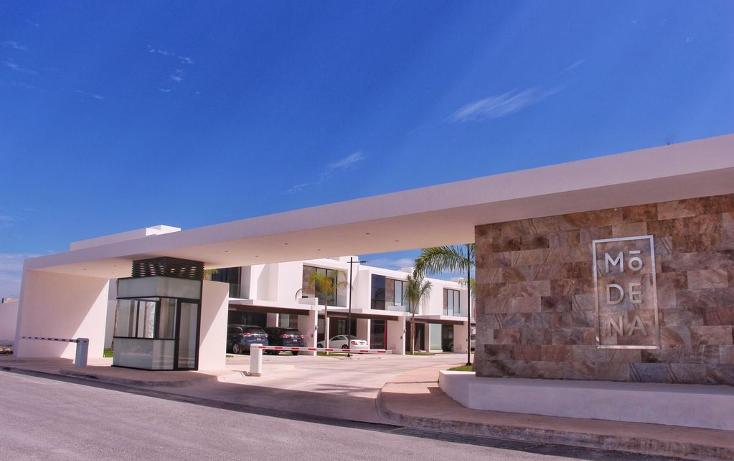 Foto de casa en venta en  , temozon norte, mérida, yucatán, 1112297 No. 01