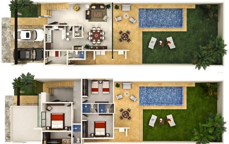Foto de casa en venta en  , temozon norte, mérida, yucatán, 1112297 No. 23