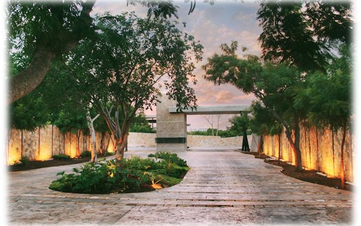 Foto de terreno habitacional en venta en  , temozon norte, mérida, yucatán, 1115661 No. 03
