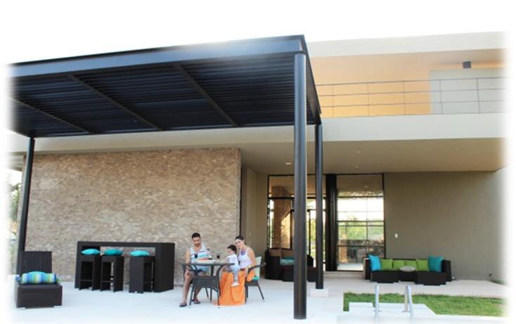 Foto de terreno habitacional en venta en  , temozon norte, mérida, yucatán, 1115661 No. 05