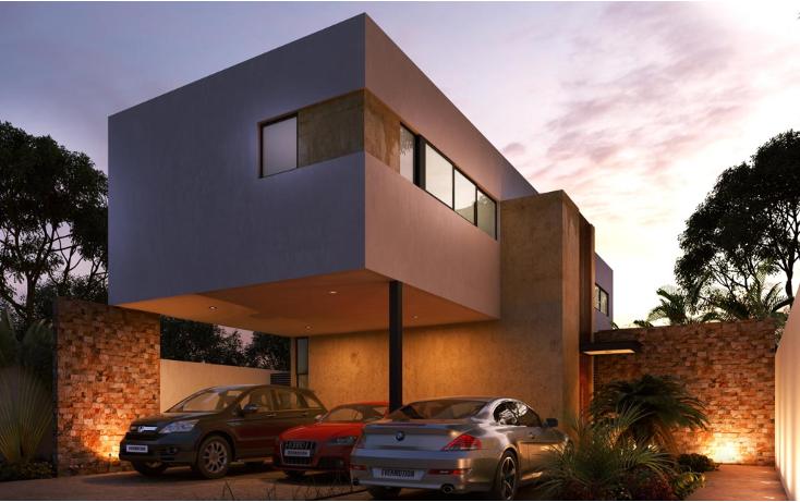 Foto de casa en venta en  , temozon norte, mérida, yucatán, 1118645 No. 01