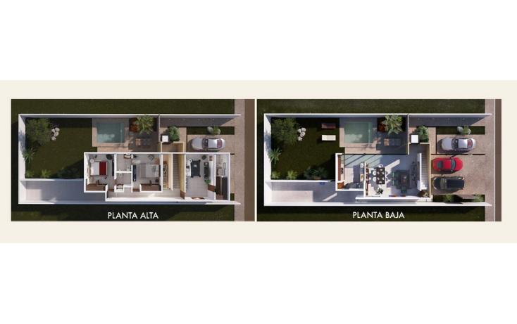 Foto de casa en venta en  , temozon norte, mérida, yucatán, 1118645 No. 04